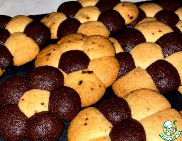 Рецепт: Печенье Эйфория