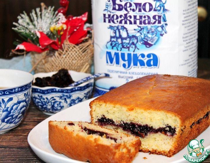 Рецепт: Заливной пирог на молоке