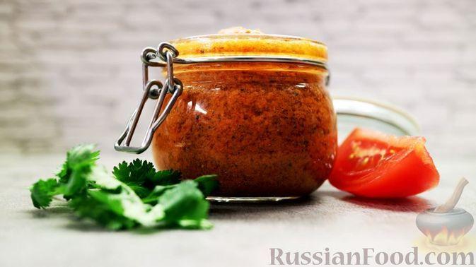 Фото к рецепту: Соус для шаурмы по-арабски