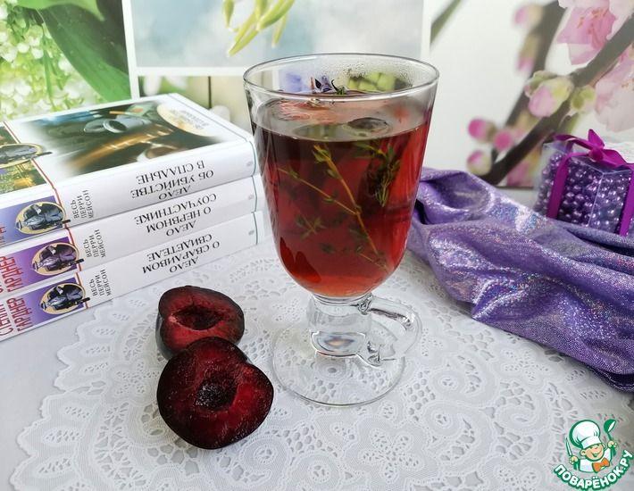 Рецепт: Чай с тимьяном