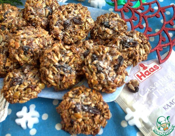 Рецепт: Печенье а-ля козинаки