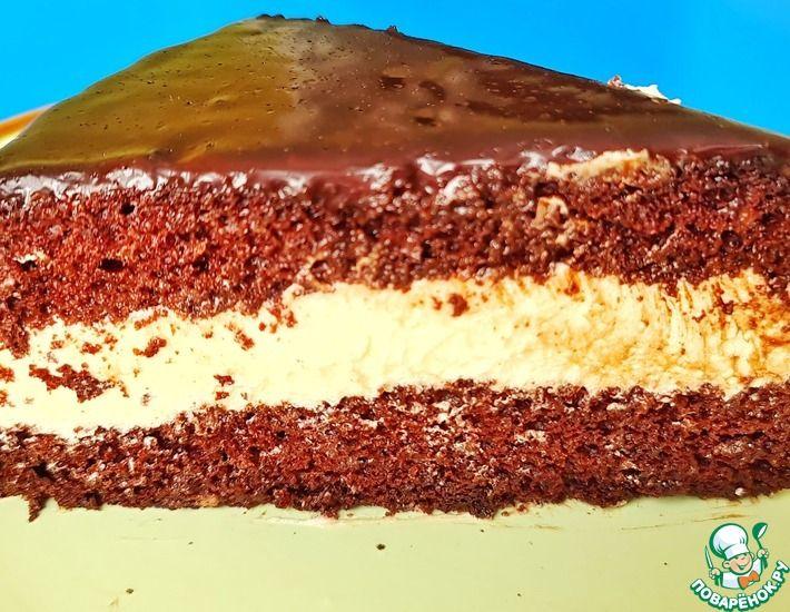 Рецепт: Торт Эскимо