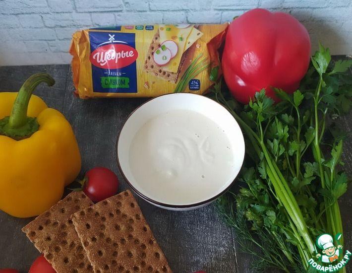 Рецепт: Веганский соус с кешью