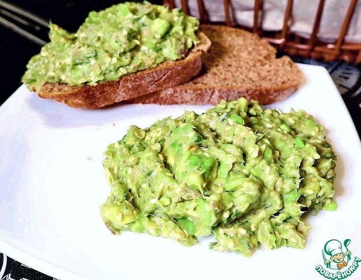 Рецепт: ПП закуска из авокадо