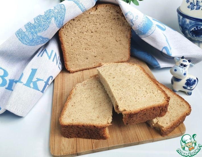 Рецепт: Гречневый хлеб с орегано
