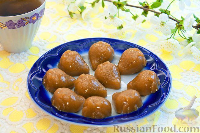 Фото к рецепту: Домашние сливочные конфеты