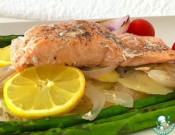 Рецепт: БЫСТРЫЙ УЖИН-Рыба и картошка в ФОЛЬГЕ НА СКОВОРОДЕ, будет сочная и вкусная [ Вкусно готовим ]