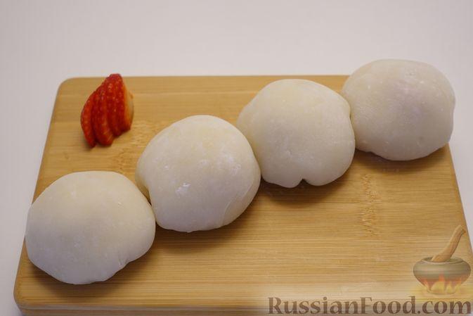 "Фото к рецепту: Японский десерт ""Моти"""