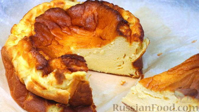 Фото к рецепту: Йогуртовый пирог