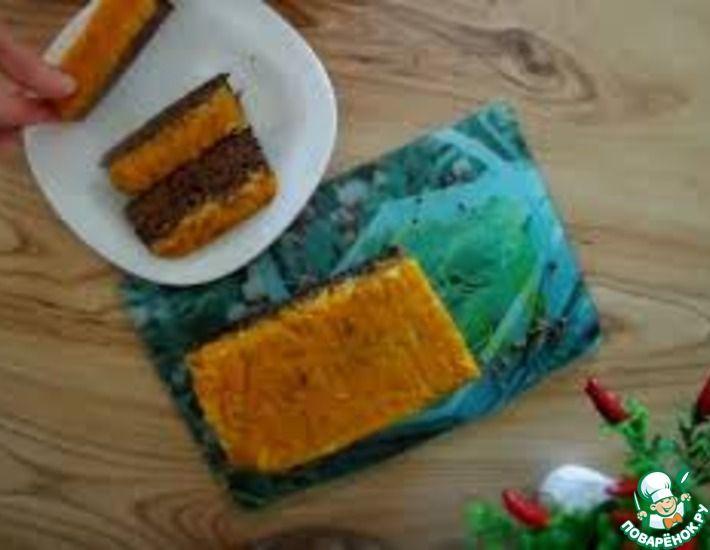 Рецепт: Запеченная печень в духовке