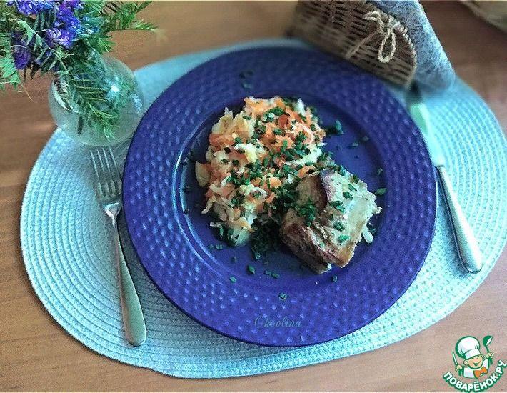 Рецепт: Запечённое филе индейки