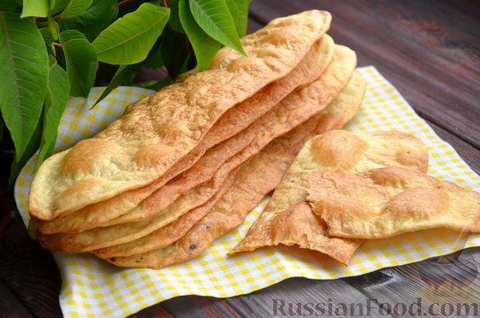 Фото к рецепту: Хрустящие хлебцы с прованскими травами