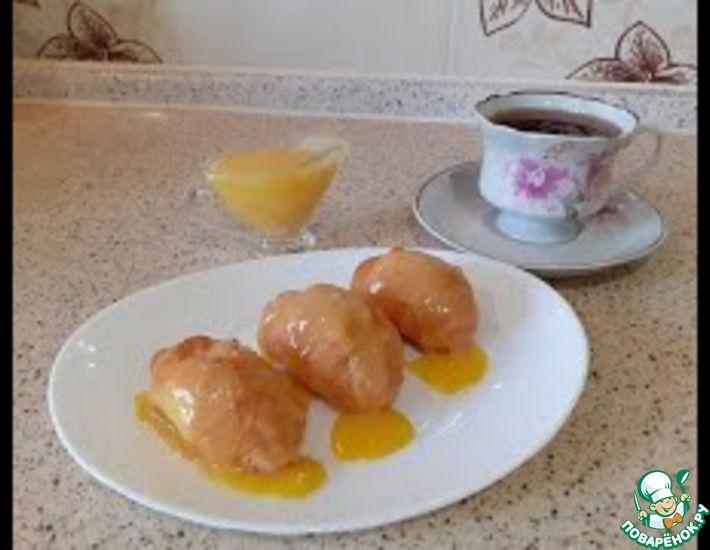 Рецепт: Освежающий апельсиновый курд