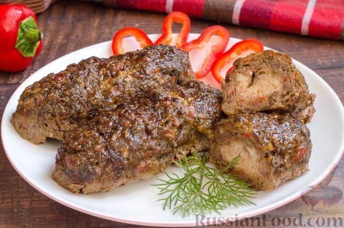 Фото к рецепту: Котлеты из мясного фарша с сыром, в духовке
