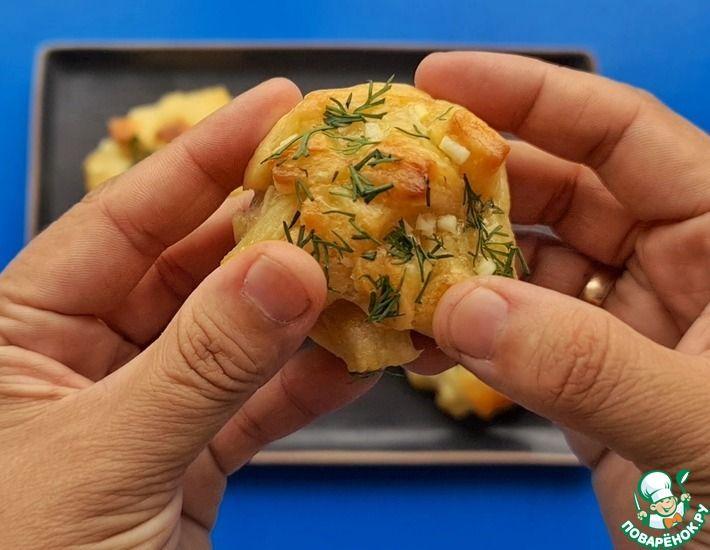 Рецепт: Пампушки