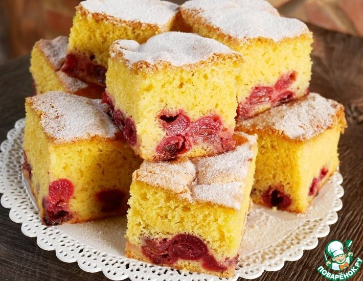 Рецепт: Пирог на скорую руку
