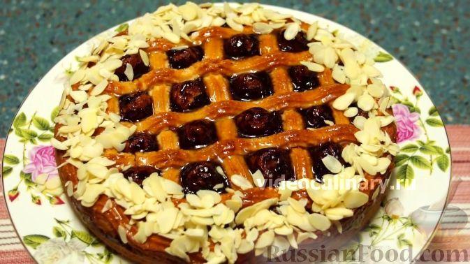 "Фото к рецепту: Торт ""Линцер"""
