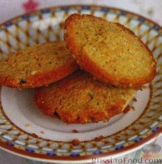 Фото к рецепту: Печенье со смородиной