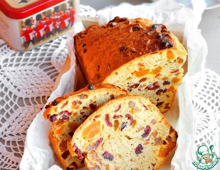 Рецепт: Кекс Чайный хлеб Виндзоров