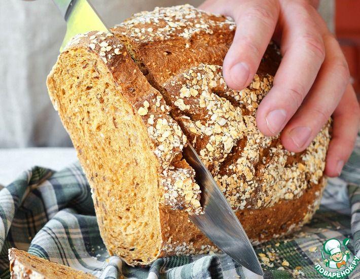 Рецепт: Шотландский многозерновой хлеб Струан