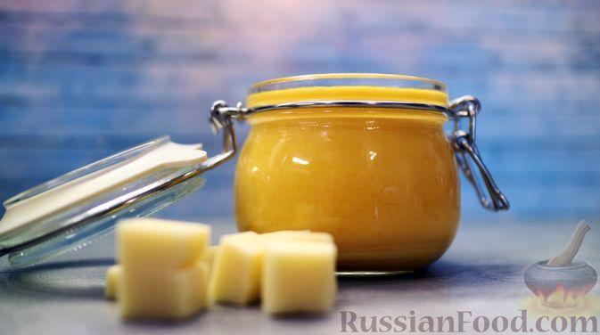 Фото к рецепту: Сырный соус