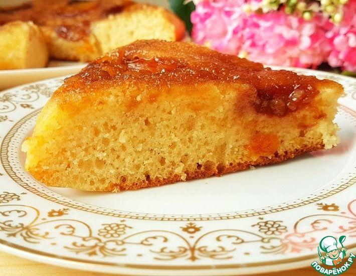 Рецепт: Жареный пирог или пирог на сковороде