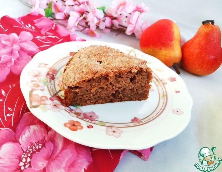 Рецепт: Коричный пирог Аля