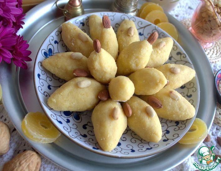 Рецепт: Халва по-чеченски