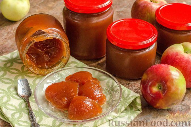Фото к рецепту: Классическое яблочное повидло