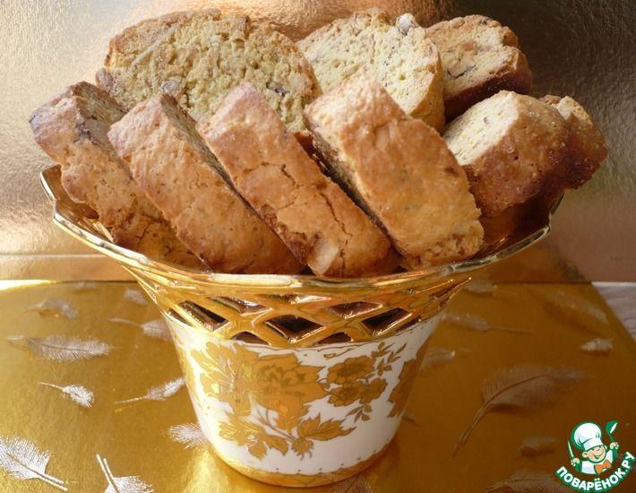 Рецепт: Итальянский десерт кантуччи