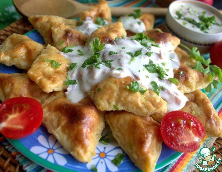 Рецепт: Картофельные свистуны по-литовски