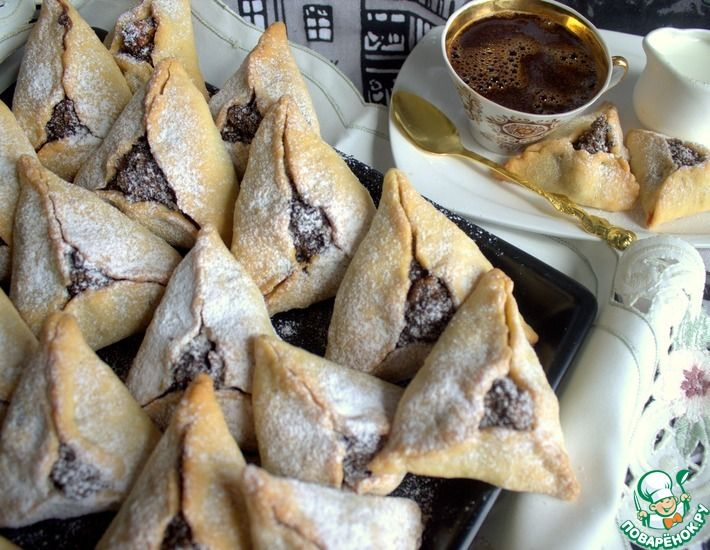 Рецепт: Печенье Уши Амана