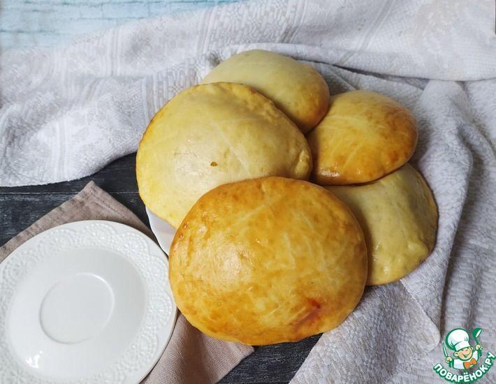 Рецепт: Азербайджанская гата