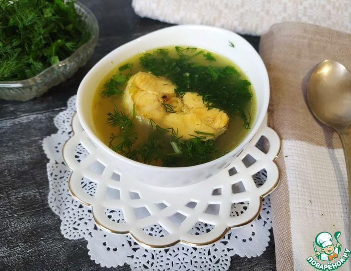 Рецепт: Рыбный суп по поморски из форели