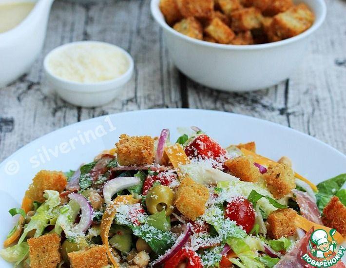 Рецепт: Чикагский «мусорный» салат
