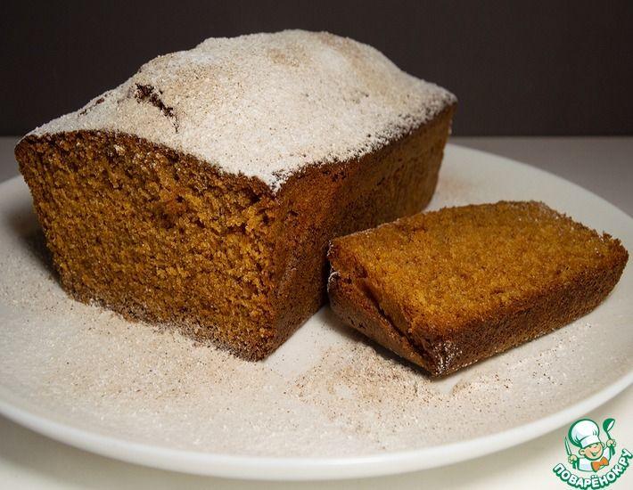 Рецепт: Медовый кекс на еврейский Новый год Рош ха-Шана