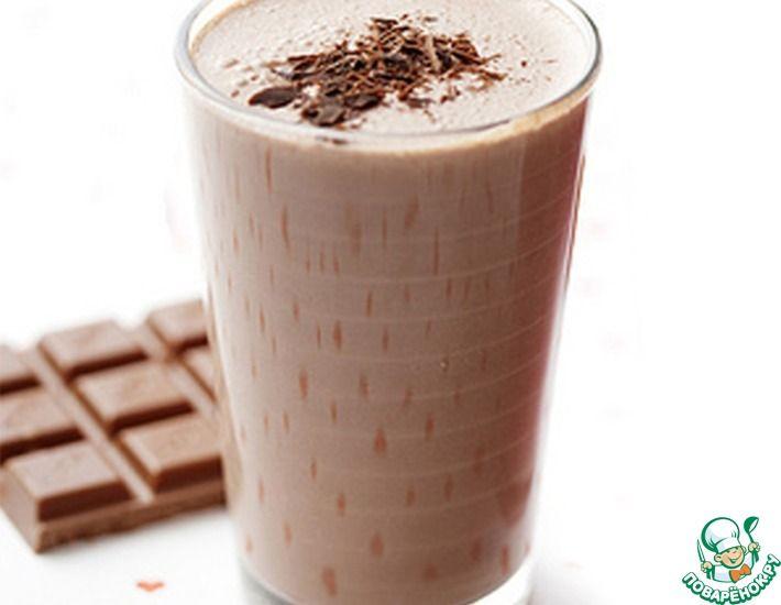 Рецепт: Вкуснейший шоколадный кисель