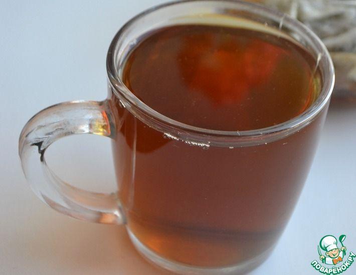 Рецепт: Чай Для хорошего настроения