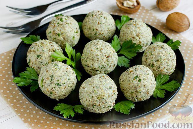 Фото к рецепту: Пхали из капусты